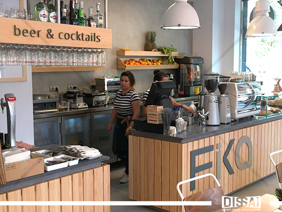 """FIKA COFFE & FOOD"" San Vicente."