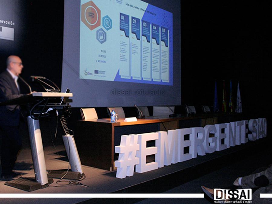 #EMERGENTES: Corpóreo de Porex