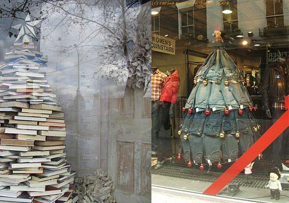 libreria arbol de navidad