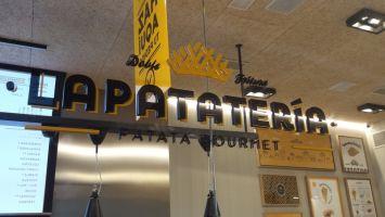 Diseño comercio: «La Patateria» en Valencia