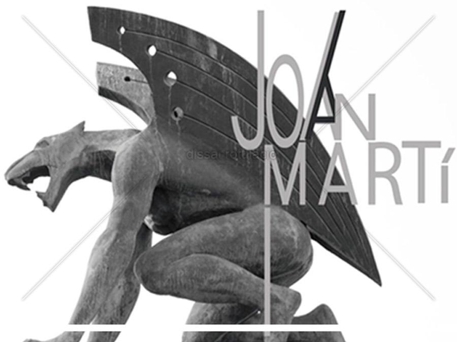 Joan Martí. Estructura del tiempo