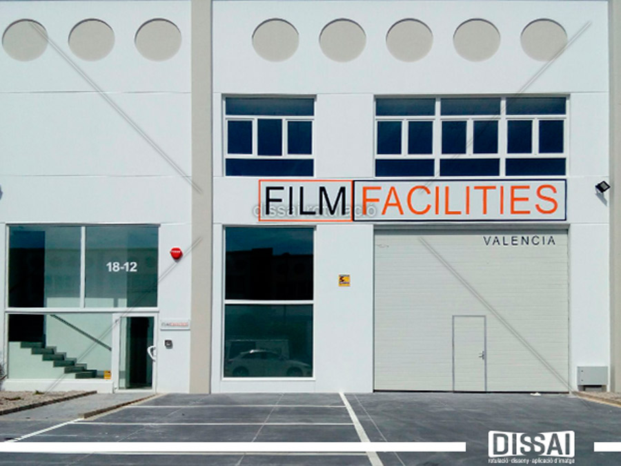 FILM FACILITIES. Apertura en Valencia