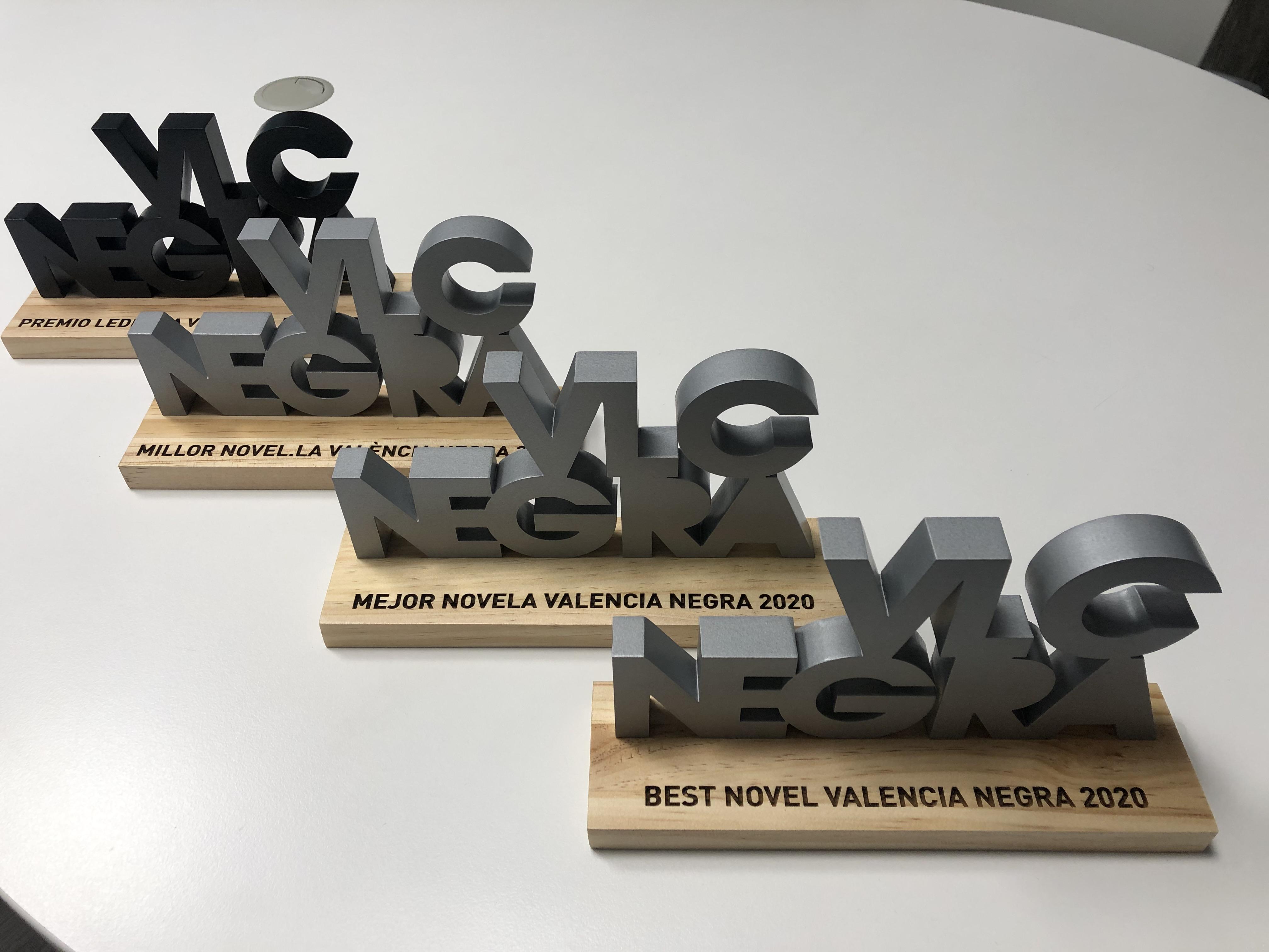 Trofeos para Valencia Negra 2020